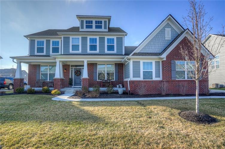 10122 Midnight Line Drive Fishers, IN 46040 | MLS 21689043 | photo 1