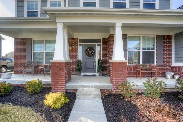 10122 Midnight Line Drive Fishers, IN 46040 | MLS 21689043 | photo 2