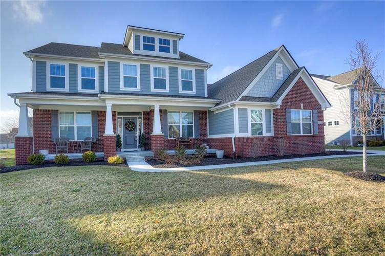10122 Midnight Line Drive Fishers, IN 46040 | MLS 21689043 | photo 3