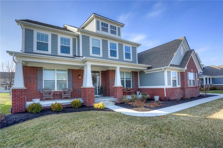 10122 Midnight Line Drive Fishers, IN 46040 | MLS 21689043 | photo 4
