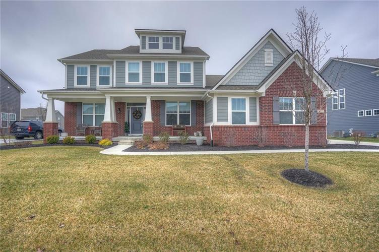 10122 Midnight Line Drive Fishers, IN 46040 | MLS 21689043 | photo 5