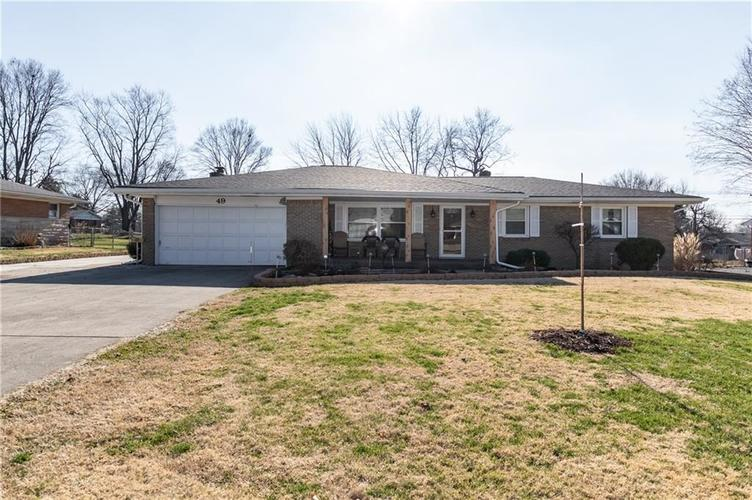 49 E Hickory Lane Indianapolis, IN 46227   MLS 21689069   photo 1