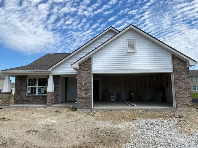 2561  Pumpkin Patch Lane Indianapolis, IN 46229   MLS 21689093