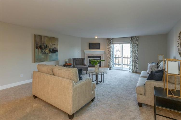 8690 Jaffa Court West Dr #28 Indianapolis, IN 46260 | MLS 21689118 | photo 11