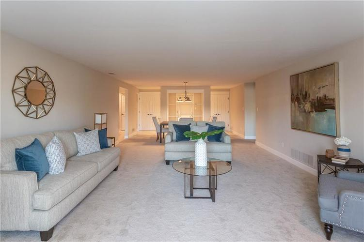 8690 Jaffa Court West Dr #28 Indianapolis, IN 46260 | MLS 21689118 | photo 13