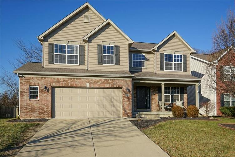 11926  Wynsom Court Fishers, IN 46038 | MLS 21689174
