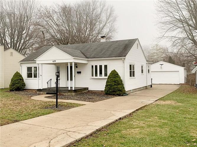 629 FEDERAL Drive Anderson, IN 46013 | MLS 21689184 | photo 18