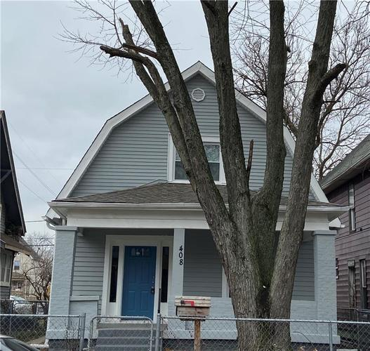 408 N TACOMA Avenue Indianapolis IN 46201 | MLS 21689208 | photo 1