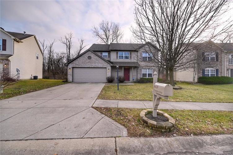 8629 Trumpeter Drive Indianapolis, IN 46234 | MLS 21689211 | photo 1