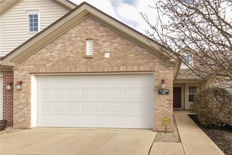 11509  Ivy Lane Fishers, IN 46037 | MLS 21689225