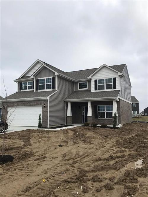 201 Blue Lace Drive Whiteland, IN 46184 | MLS 21689228 | photo 1