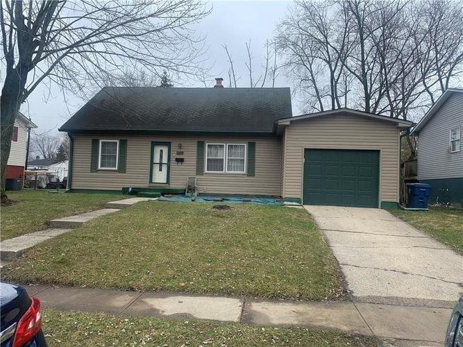 3437  Joan Place Indianapolis, IN 46226 | MLS 21689242