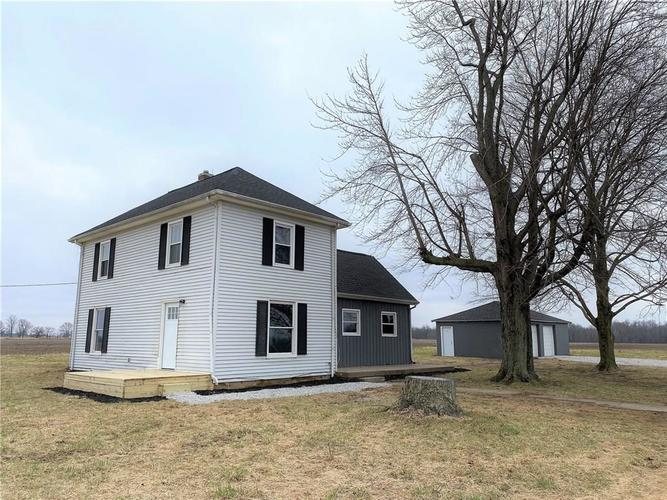 6865 E 200  Crawfordsville, IN 47933 | MLS 21689250