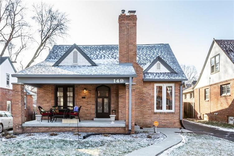 149 W 46th Street Indianapolis IN 46208 | MLS 21689273 | photo 1