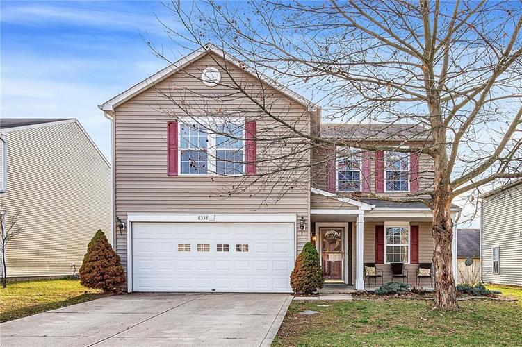 8338 Becks Mill Lane Camby, IN 46113 | MLS 21689281 | photo 1