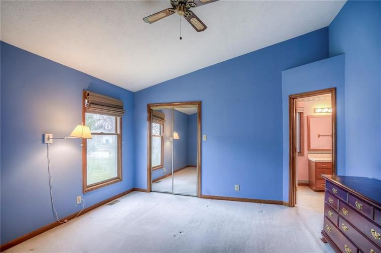 7508 Old Oakland Blvd West Drive Indianapolis, IN 46236 | MLS 21689282 | photo 16