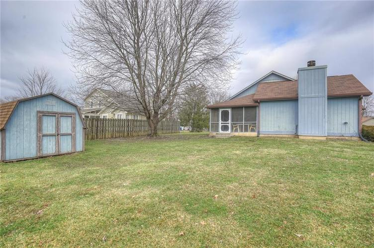 7508 Old Oakland Blvd West Drive Indianapolis, IN 46236 | MLS 21689282 | photo 26