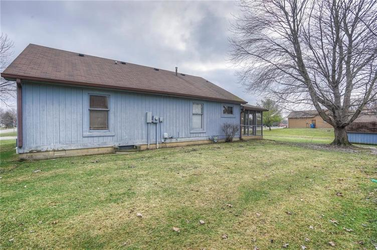 7508 Old Oakland Blvd West Drive Indianapolis, IN 46236 | MLS 21689282 | photo 29