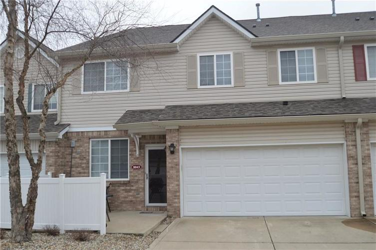 8043  HARBOR WALK Lane Indianapolis, IN 46237 | MLS 21689300