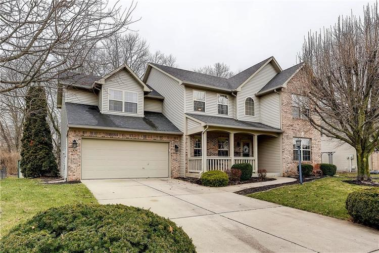 7833  Meadow Bend Drive Indianapolis, IN 46259 | MLS 21689301