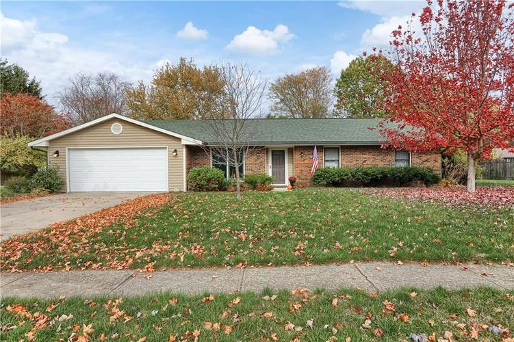 7700 Ensley Court Fishers, IN 46038 | MLS 21689308 | photo 1