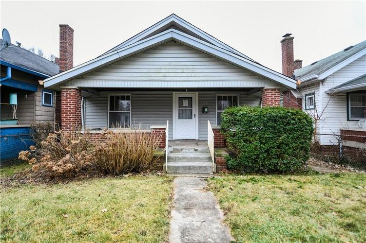 1061 W 36th Street Indianapolis, IN 46208 | MLS 21689316 | photo 1