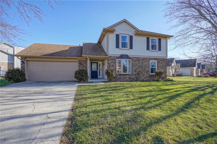 7135  Seven Oaks Drive Indianapolis, IN 46236 | MLS 21689385