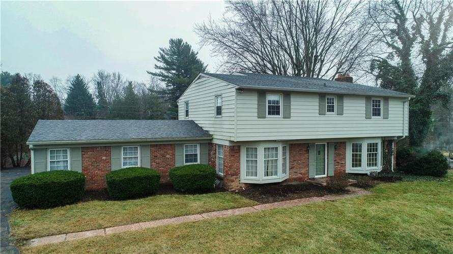 3907 Haverhill Drive Indianapolis, IN 46240 | MLS 21689447 | photo 1