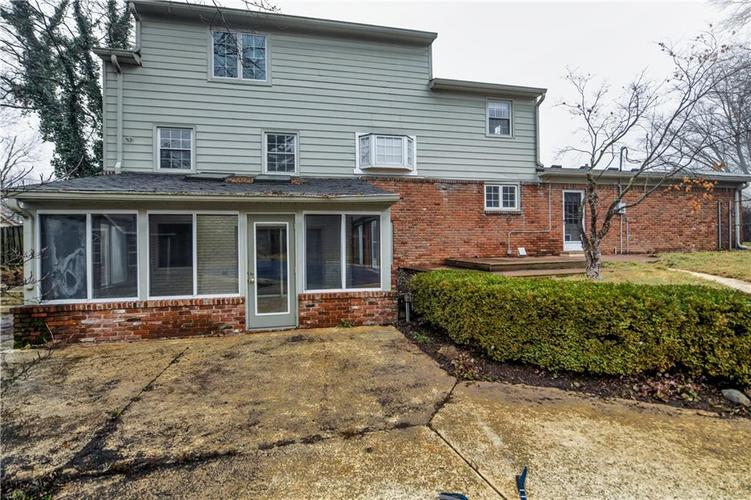 3907 Haverhill Drive Indianapolis, IN 46240 | MLS 21689447 | photo 46