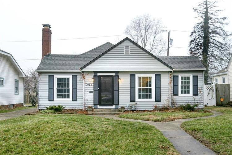 944 N CAMPBELL Avenue Indianapolis IN 46219 | MLS 21689573 | photo 1