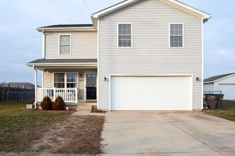 3374 Orchard Valley Dr. Columbus, IN 47203 | MLS 21689608 | photo 2
