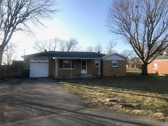 3558 Horner Drive Indianapolis, IN 46239   MLS 21689671   photo 1