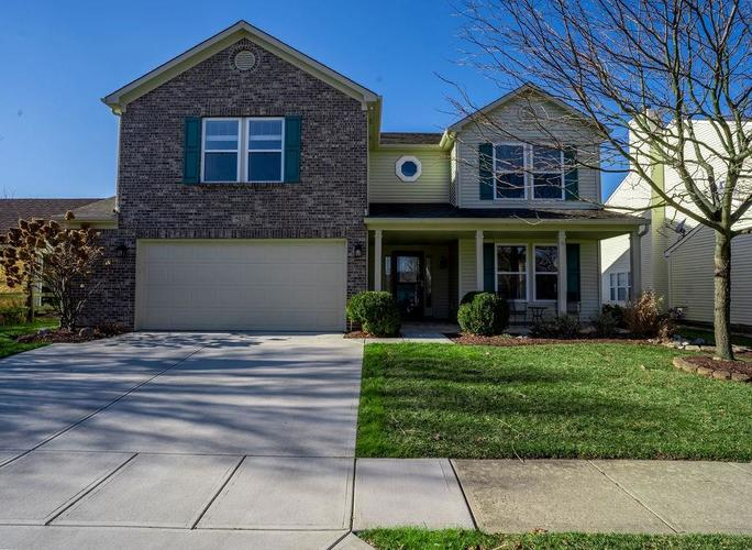 5422 Floating Leaf Drive Indianapolis, IN 46237 | MLS 21689759 | photo 1