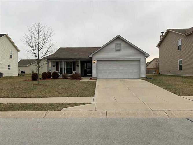757  MOZART Drive Greenfield, IN 46140 | MLS 21689913