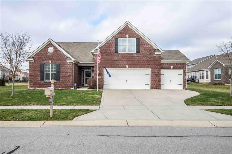6558 Deer Hill Drive McCordsville, IN 46055 | MLS 21689985 | photo 1