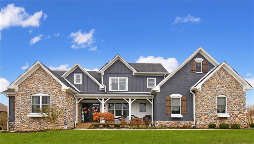 721 Willow Pointe North Drive Plainfield, IN 46168 | MLS 21689991 | photo 1