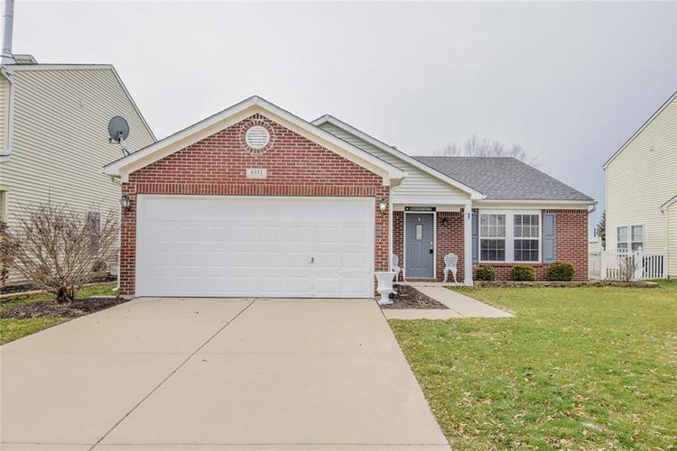 8351 S Shady Trail Drive Pendleton, IN 46064 | MLS 21690000