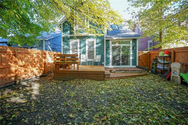 723 E McCarty Street Indianapolis, IN 46203 | MLS 21690054 | photo 33