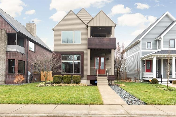 1641 N New Jersey Street Indianapolis IN 46202 | MLS 21690176 | photo 1
