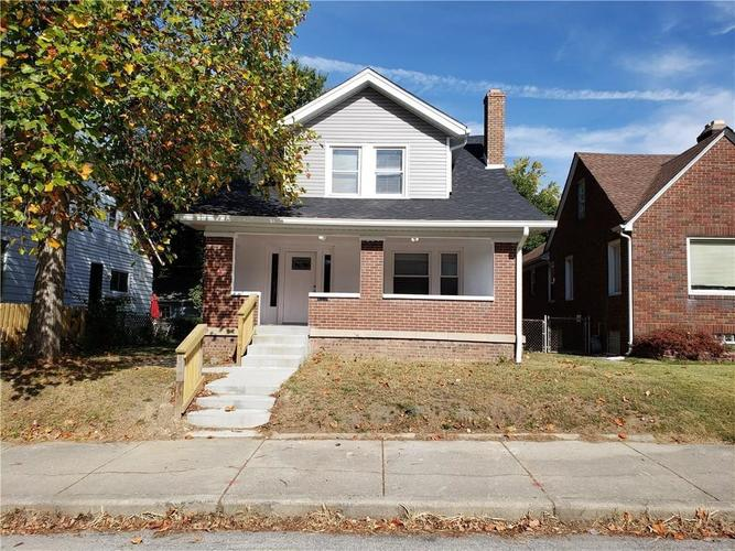 5004 E New York Street Indianapolis, IN 46201 | MLS 21690204