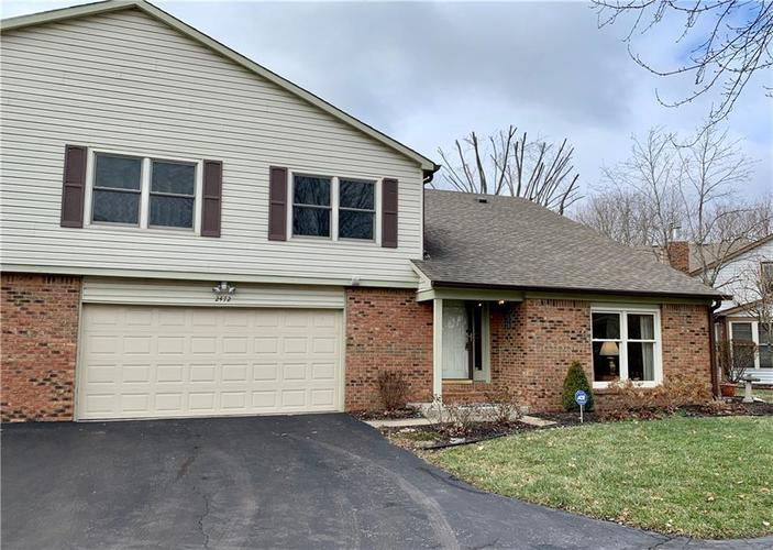 2472 N Willow Way Indianapolis, IN 46268 | MLS 21690221