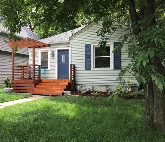 4636  Kingsley Drive Indianapolis, IN 46205 | MLS 21690245