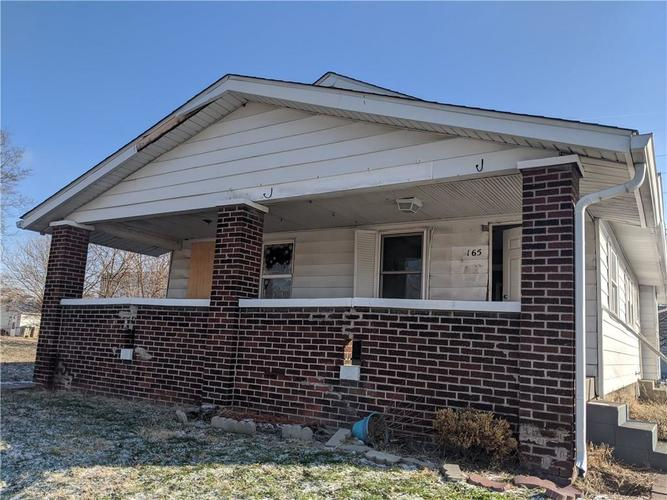 163 Harlan Street Indianapolis, IN 46201 | MLS 21690255 | photo 1