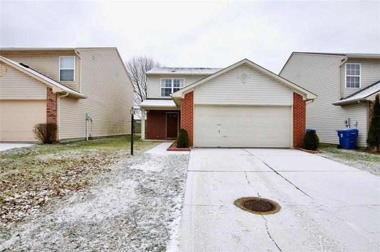515 Deer Trail Drive Indianapolis, IN 46217   MLS 21690315   photo 2