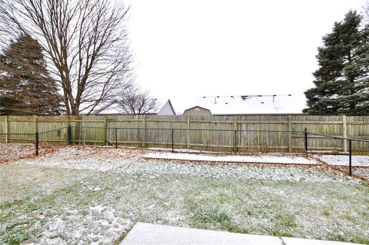 515 Deer Trail Drive Indianapolis, IN 46217   MLS 21690315   photo 32