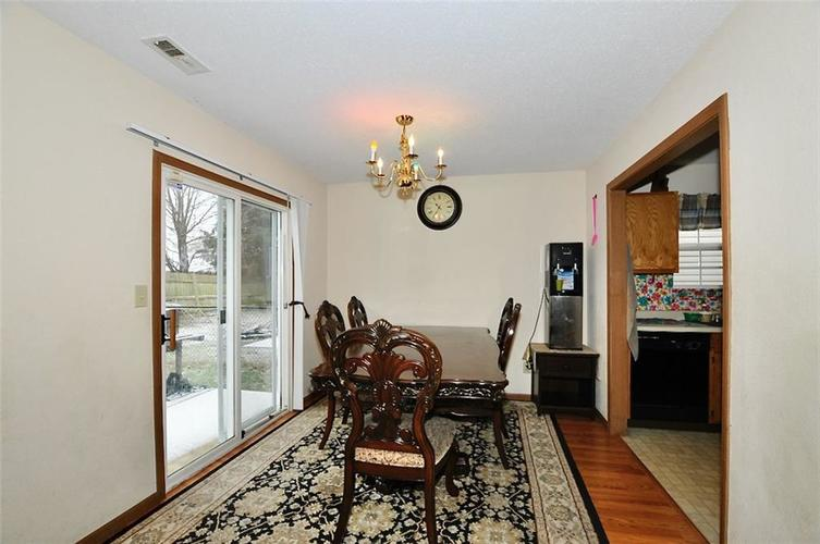 515 Deer Trail Drive Indianapolis, IN 46217   MLS 21690315   photo 8
