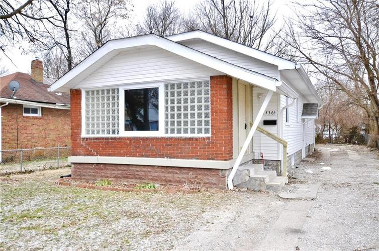 3364 FOREST MANOR Avenue Indianapolis IN 46218 | MLS 21690427 | photo 1