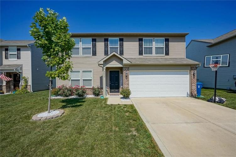 8052  Grove Berry Drive Indianapolis, IN 46239   MLS 21690461