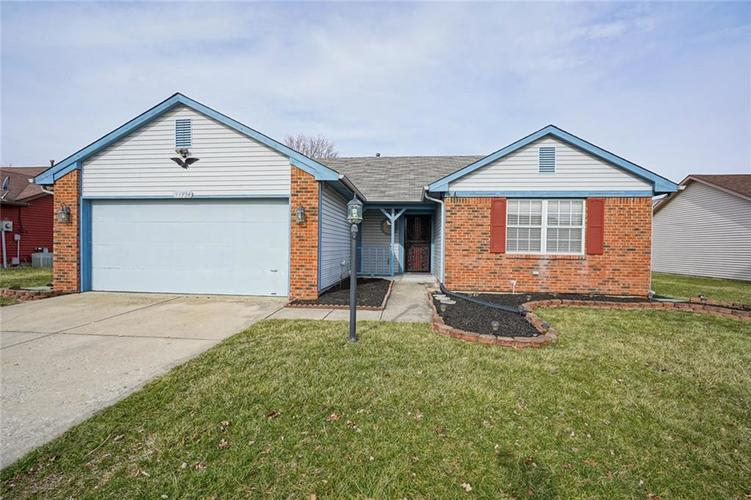 11724 SHANNON POINTE Road Indianapolis, IN 46229   MLS 21690464   photo 2