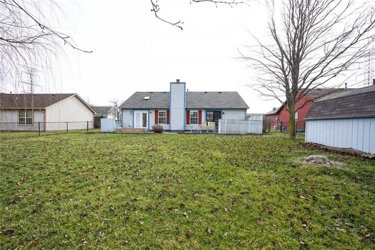 11724 SHANNON POINTE Road Indianapolis, IN 46229   MLS 21690464   photo 29